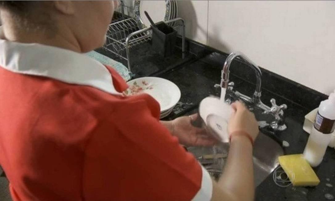 INSS gasto com domésticos não será mais deduzido do IR Foto: Arquivo