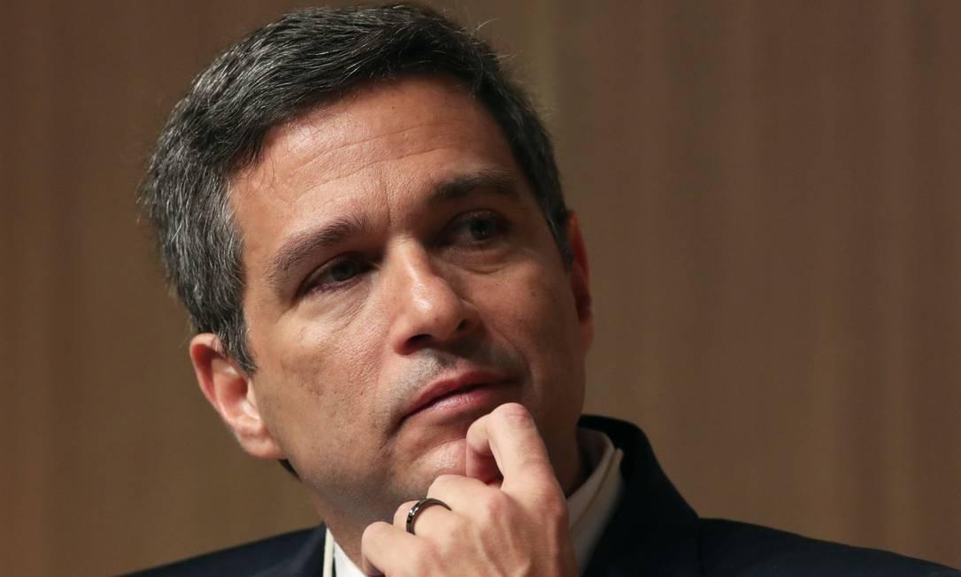 Presidente do Banco Central, Roberto Campos Neto Foto: Amanda Perobelli / Reuters