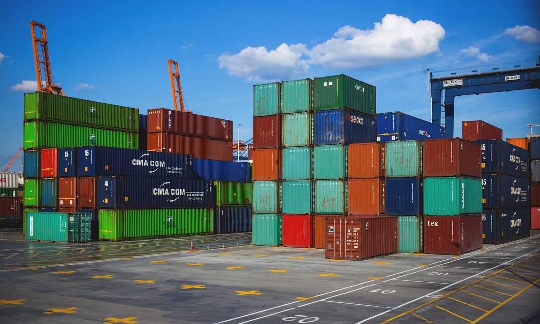 Resultados da produção industrial de novembro são impactados por queda nas exportações brasileiras Foto: Pixabay
