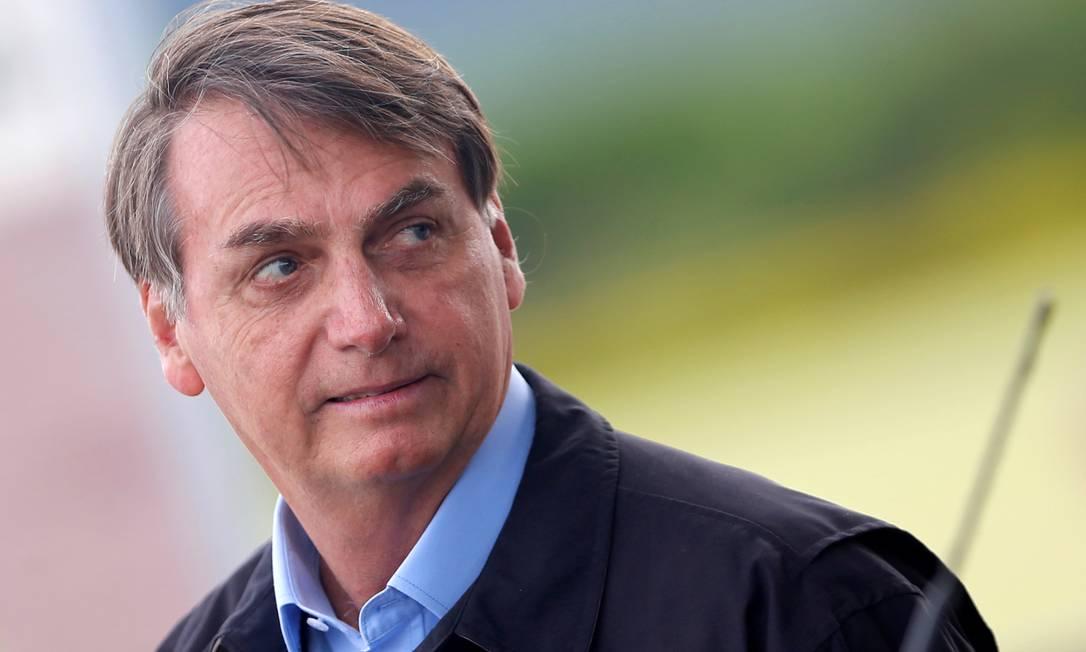 Presidente Bolsonaro indicará nomes para as agências reguladoras Foto: Adriano Machado / Reuters