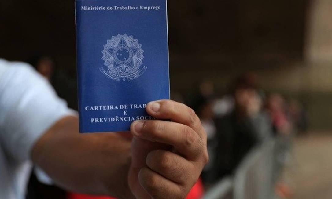 Governo vai editar MP que prevê suspensão de contrato de trabalho Foto: Amanda Perobelli/Agência O Globo