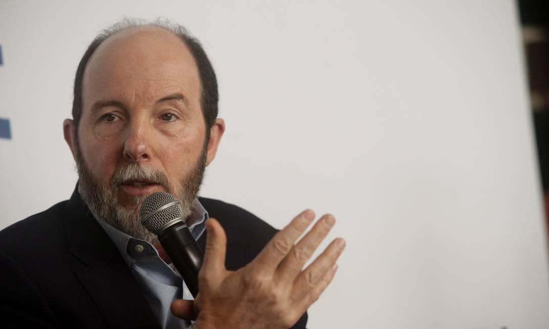 Ex-presidente do Banco Central Arminio Fraga Foto: Adriana Lorete / Agência O Globo