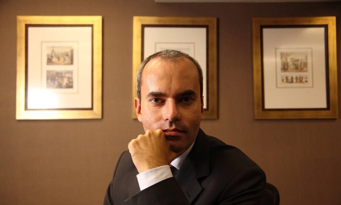 Sergio Vale, economista-chefe da MB associados Foto: Agência O Globo