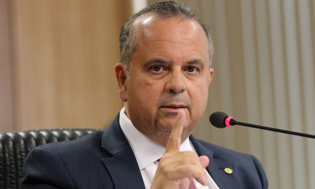Ministro Rogério Marinho quer transformar fundos de desenvolvimento regionais em privados para financiar obras Foto: Agência O Globo