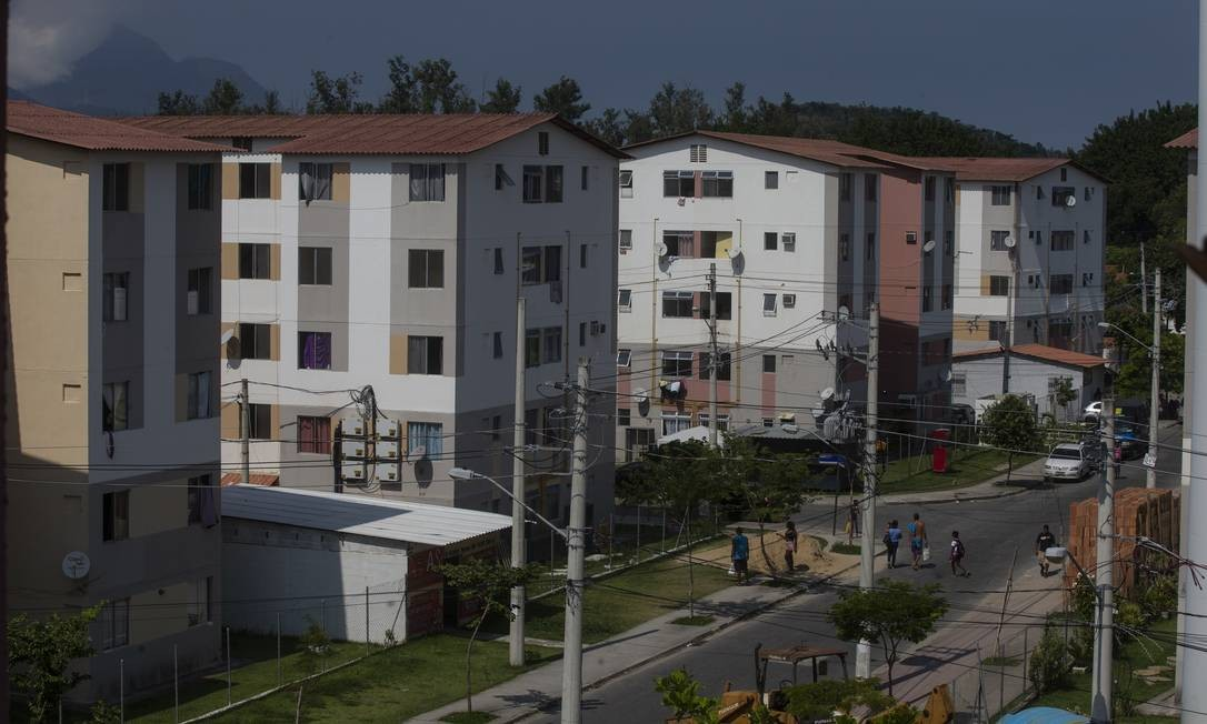 Reformulação do Minha Casa, Minha Vida deve ser anunciada em 15 dias, diz ministro Foto: Alexandre Cassiano / Agência O Globo