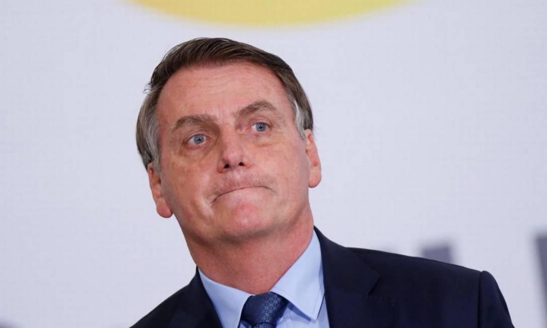 Bolsonaro disse que zeraria os impostos federais se governadores zerassem o ICMS Foto: Reuters