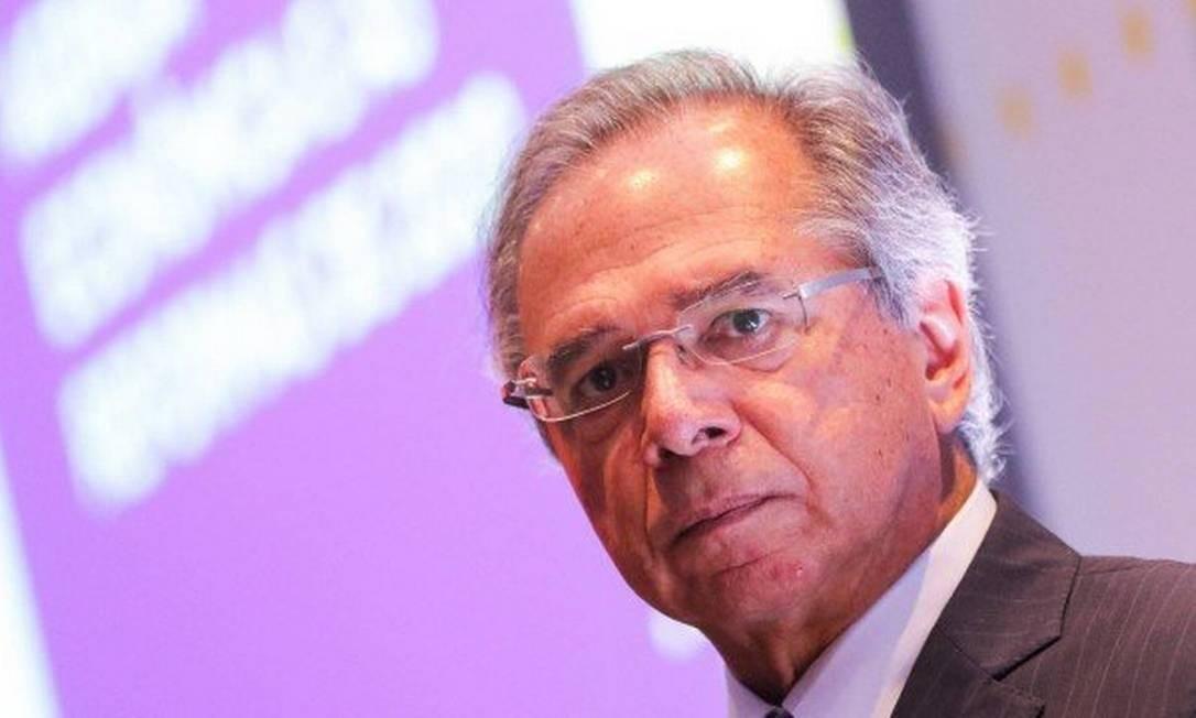 Entitades criticam fala de Guedes sobre os servidores públicos Foto: Reprodução