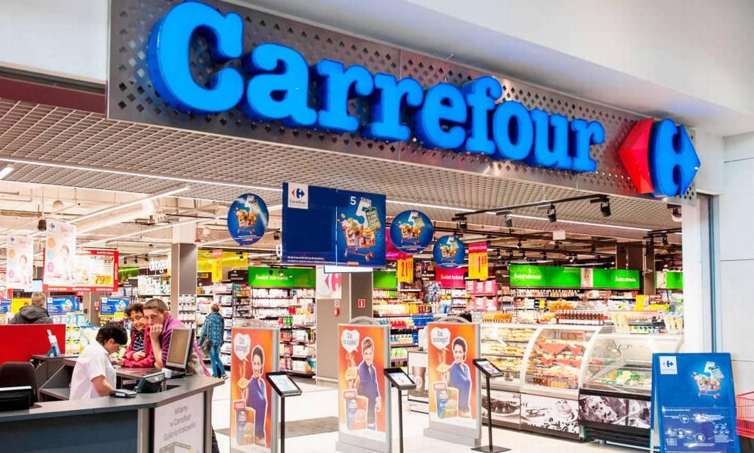 Carrefour Brasil compra rede BIG por R$ 7,5 bilhões Foto: Reprodução