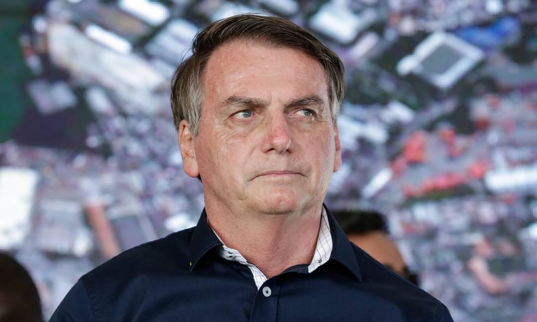 Bolsonaro espera ser apresentao à proposta da reforma administrativa nesta terça Foto: Agência O Globo