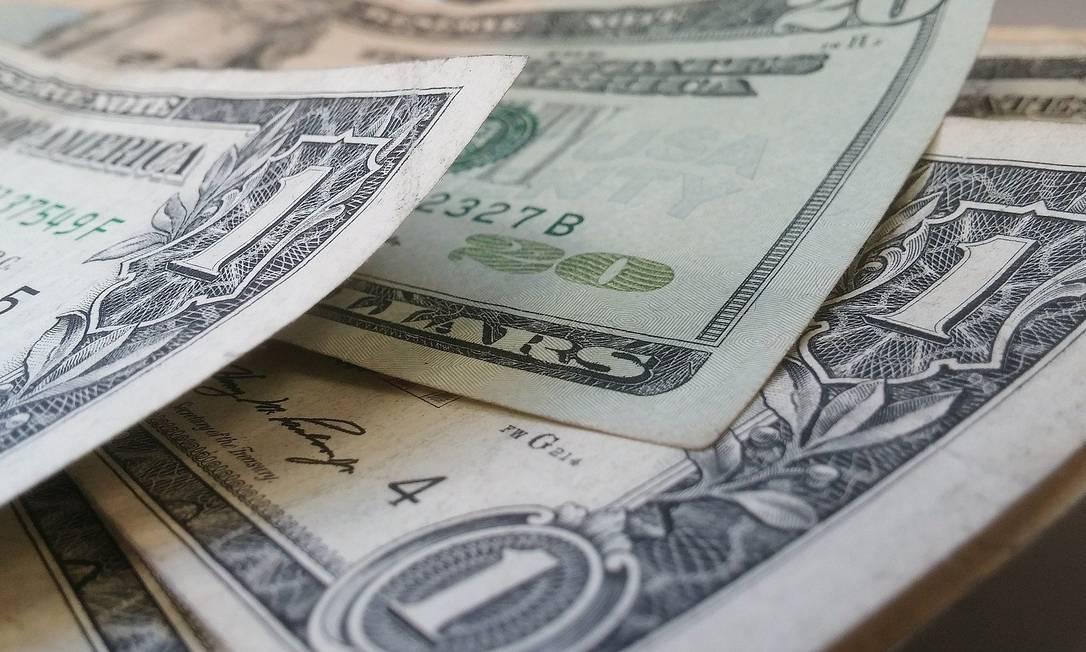 Investimento em dólar serve para quem tem obrigações atreladas à moeda Foto: Pixabay