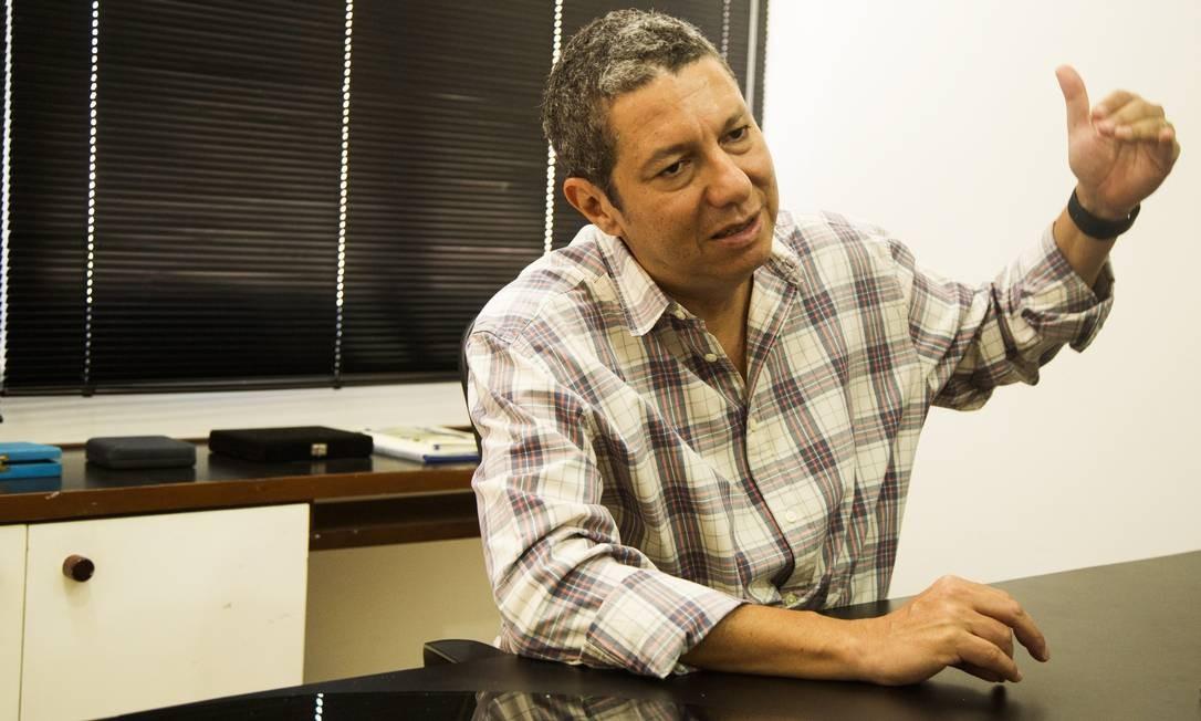 José Roberto Afonso Foto: Bárbara Lopes / Agência O Globo