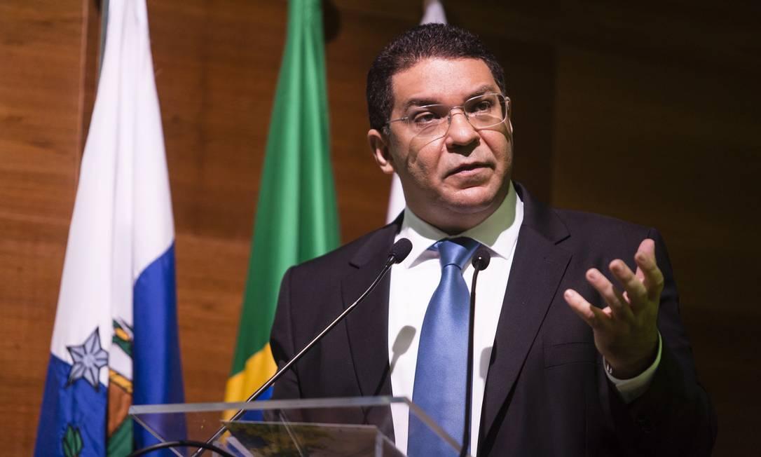 Secretário do Tesouro, Mansueto Almeida Foto: Fernando Lemos / Agência O Globo