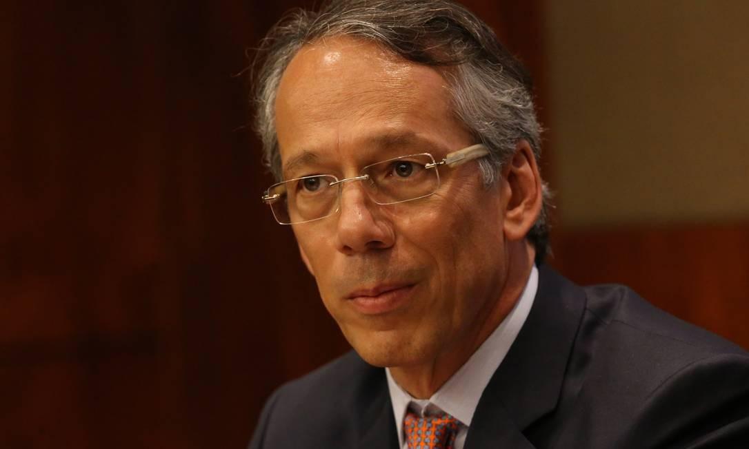Presidente do Itaú Unibanco, Cândido Bracher Foto: Marcos Alves / Agência O Globo