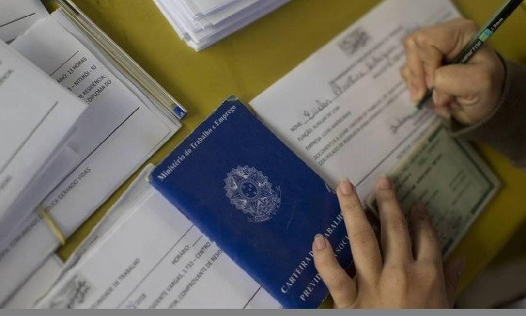 MP 936: texto enviado pelo governo permite que empregadores negociem diretamente com os trabalhadores Foto: Márcia Foletto / Agência O Globo