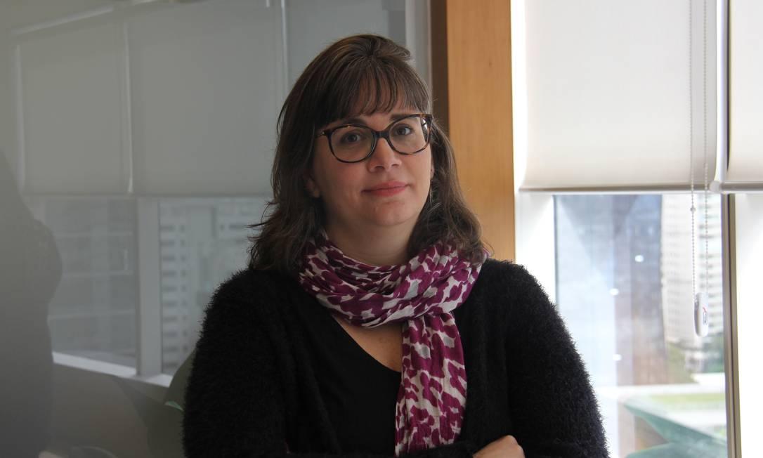 Economista Helena Veronese Foto: Divulgação
