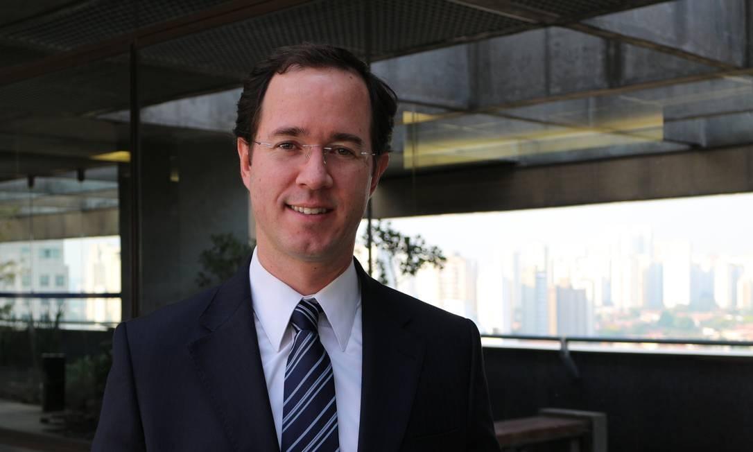 Luciano Rostagno, estrategista-chefe do banco Mizuho Foto: Nataly Murayama / Divulgação