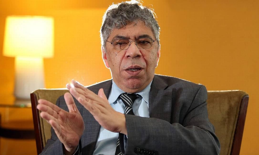 Otaviano Canuto, ex-diretor do FMI Foto: Agência O Globo