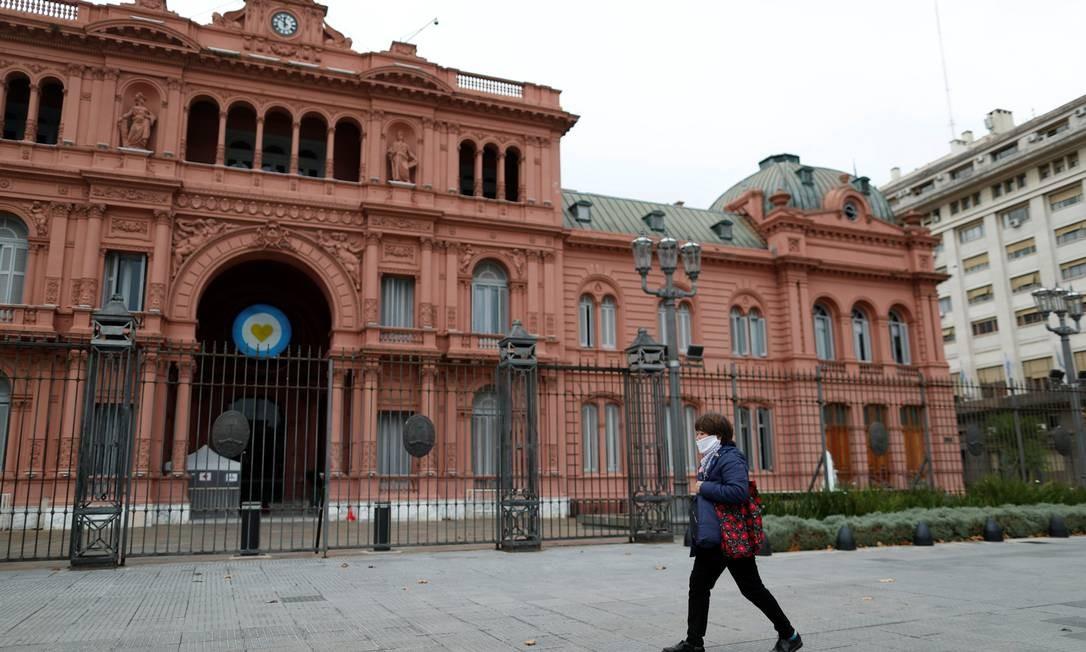 Credores da Argentina fazem nova proposta, mas governo a considera 'insuficiente'