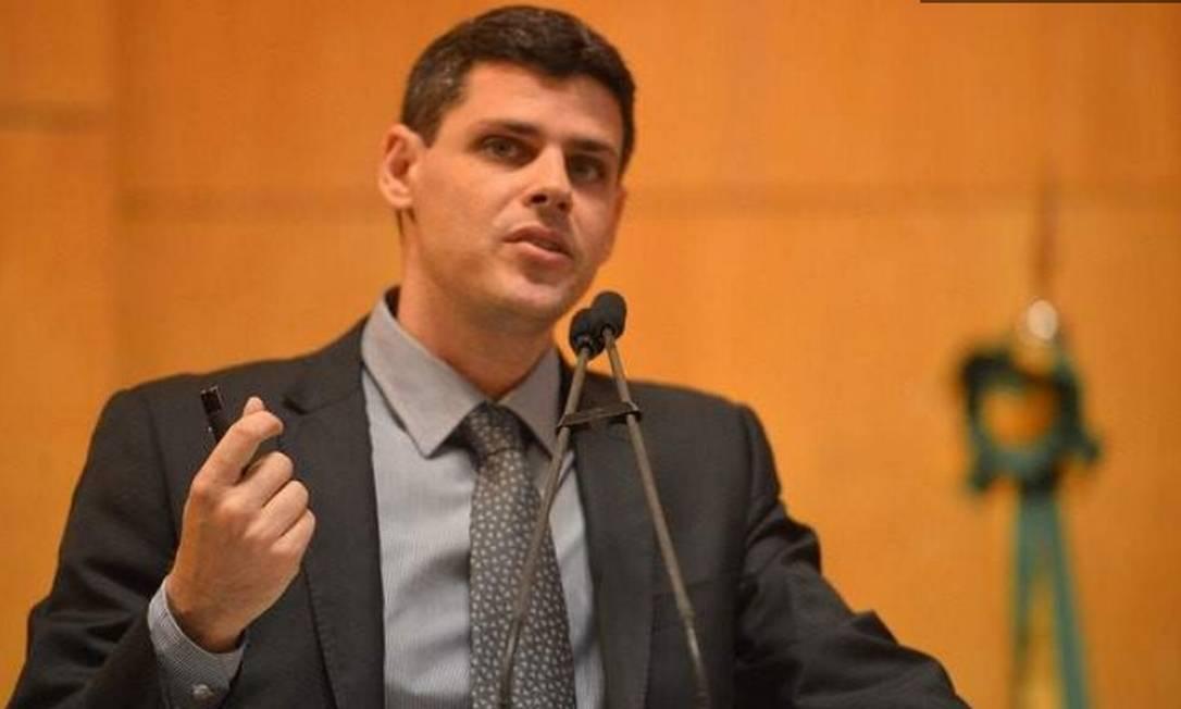 O secretário do Tesouro Nacional, Bruno Funchal Foto: Divulgação/Assembleia Legislativa do Espírito Santo