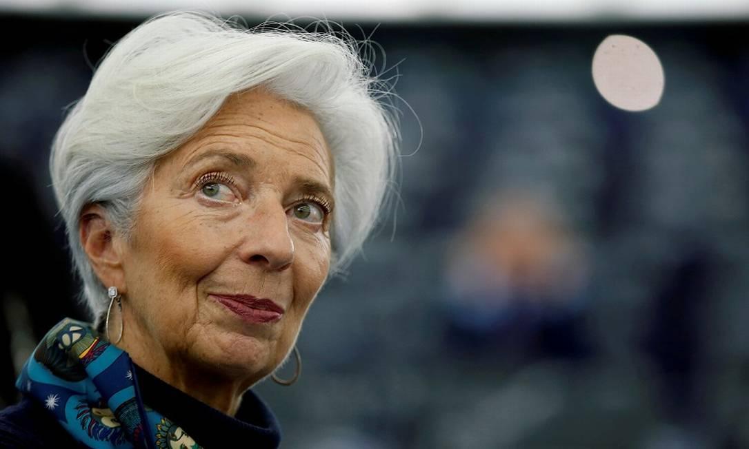 Christine Lagarde: piores efeitos da crise econômica no mercado de trabalho europeu ainda estão por vir. Foto: Vincent Kessler / REUTERS