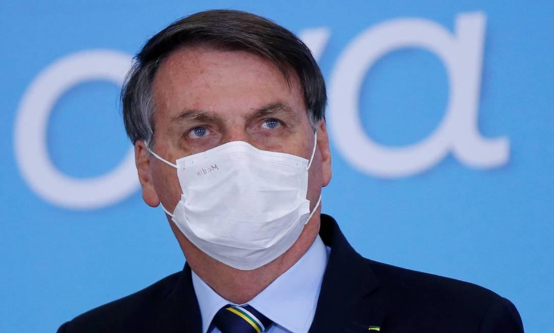 Bolsonaro diz que União não aguenta prorrogação do auxílio emergencial de R$ 600 Foto: ADRIANO MACHADO / REUTERS