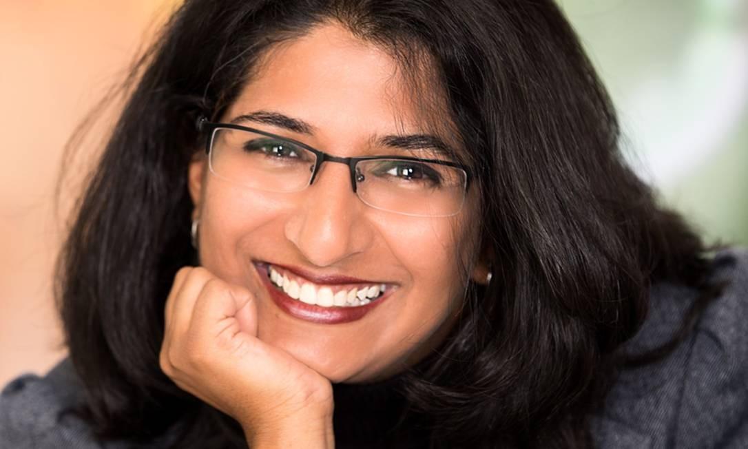 Upali Nanda, professora de arquitetura da Universidade de Michigan Foto: Divulgação