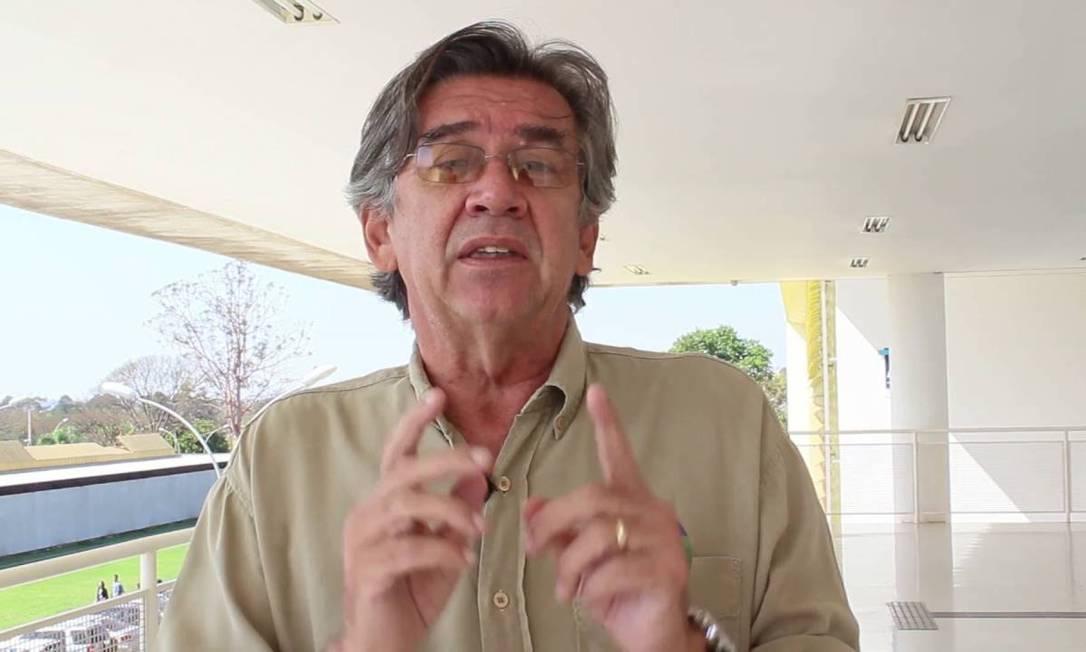 Jorge Madeira Nogueira diz que 'sem a iniciativa privada, meio ambiente é tragédia' Foto: Reprodução