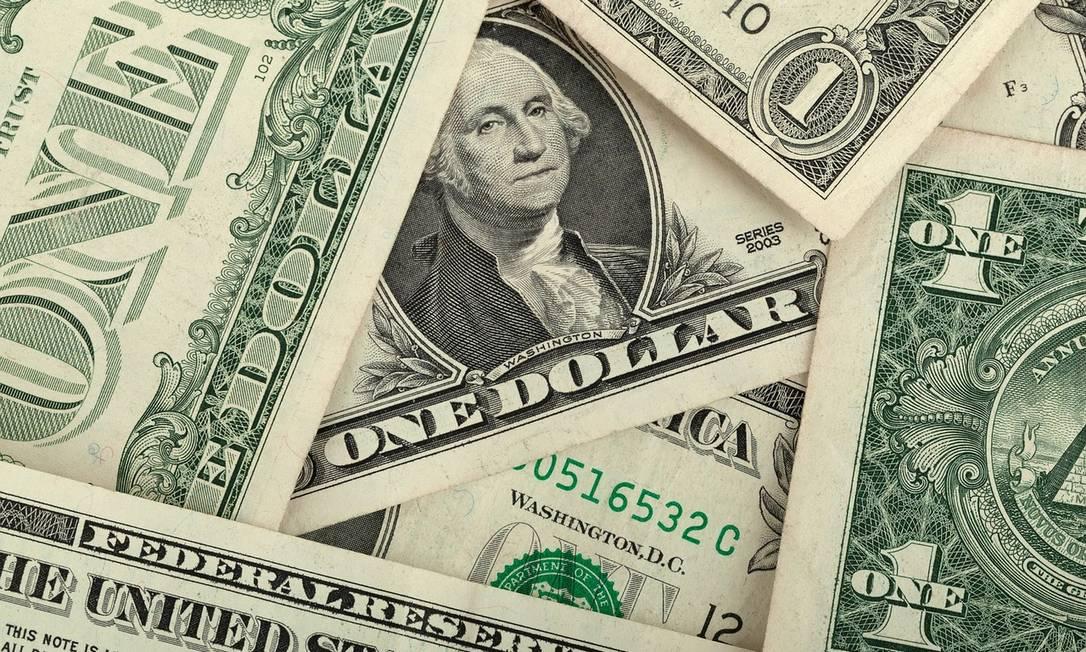 Dólar opera em queda no início do pregão. Foto: Pixabay