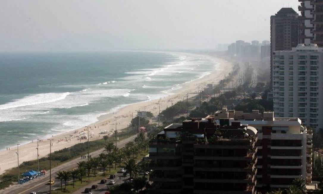 Os preços dos imóveis sobem, em média, 0,28% em julho Foto: Hudson Pontes / Agência O Globo