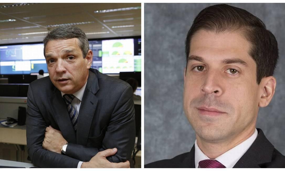 Guedes escolhe novos secretários: Caio Andrade e Diogo Mac Cord Foto: Montagem