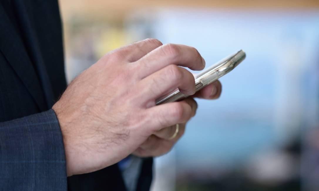 Lei de Proteção de Dados entrará em vigor imediatamente caso Bolsonaro sancione texto aprovado no Senado Foto: Márcio Alves / Agência O Globo