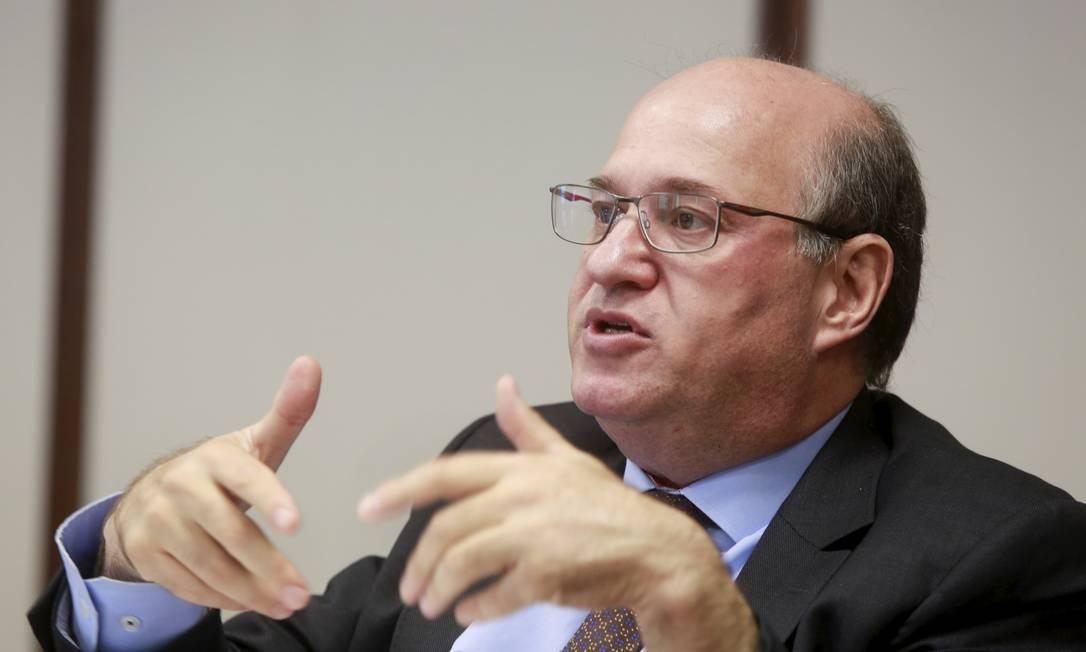 Ex-presidente do BC Ilan Goldfajn diz que não há atalhos para manter a inflação baixa Foto: Agência O Globo