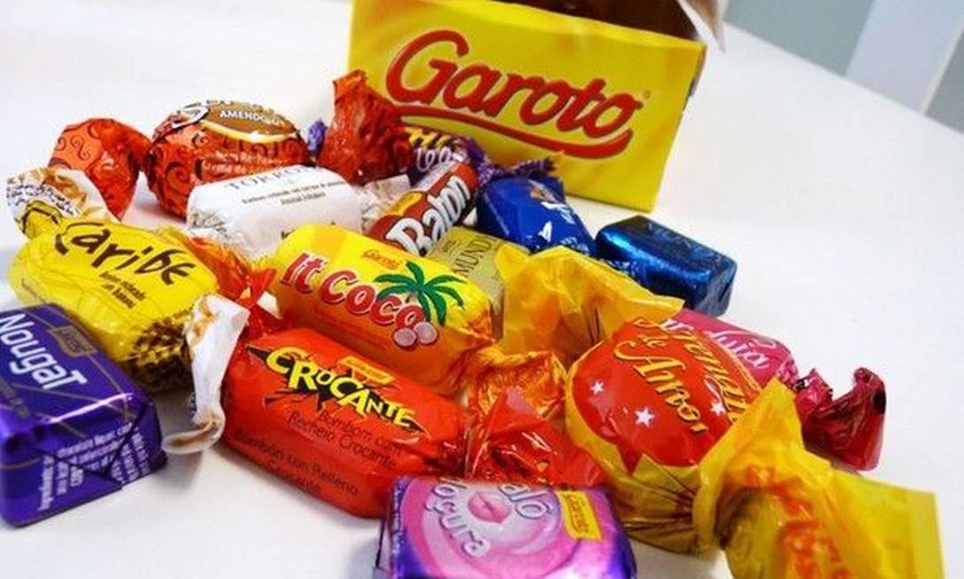 Chocolates Garoto vão ampliar fábrica e portfólio de produtos para receitas de bolos, brigadeiros e 'cookies' Foto: Reprodução
