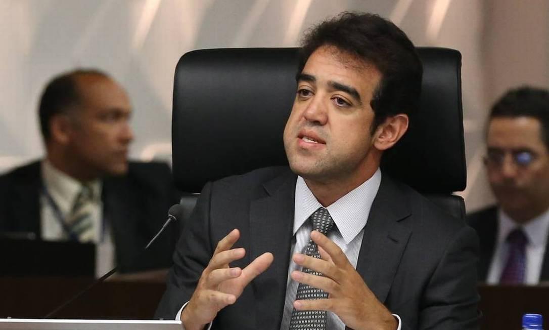 Pedido de investigação foi feito pelo ministro-corregedor do TCU, Bruno Dantas Foto: Agência O Globo