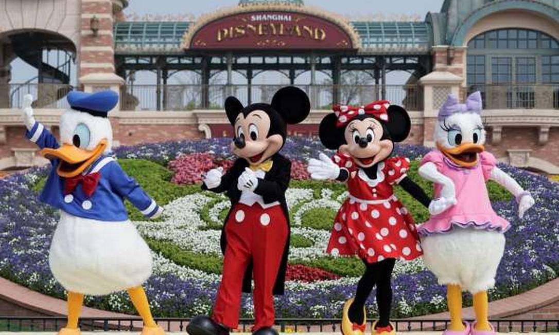Disney anuncia que vai demitir 28 mil funcionários devido à pandemia Foto: Divulgação