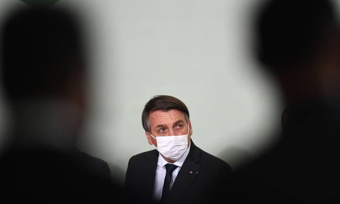 Programa de socorro de Bolsonaro é proporcionalmente maior do que os planos anunciados pelo Reino Unido e pela Nova Zelândia Foto: AFP