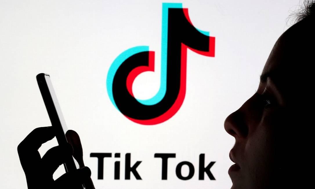 TikTok já tem 3 bilhões de downloads Foto: DADO RUVIC / REUTERS