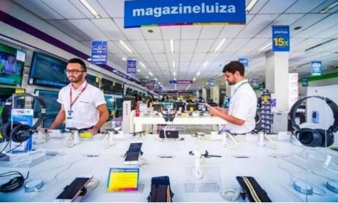 Magazine Luiza lança cartão de crédito digital sem anuidade e com cashback. Quer ampliar adesão a sua conta digital Foto: Divulgação