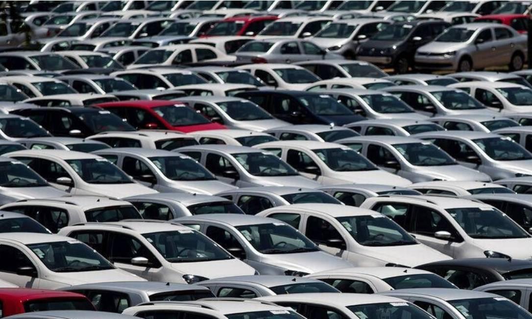 Anfavea, associação que representa as montadoras, reduziu sua estimativa de produção e de vendas para este ano Foto: Reuters