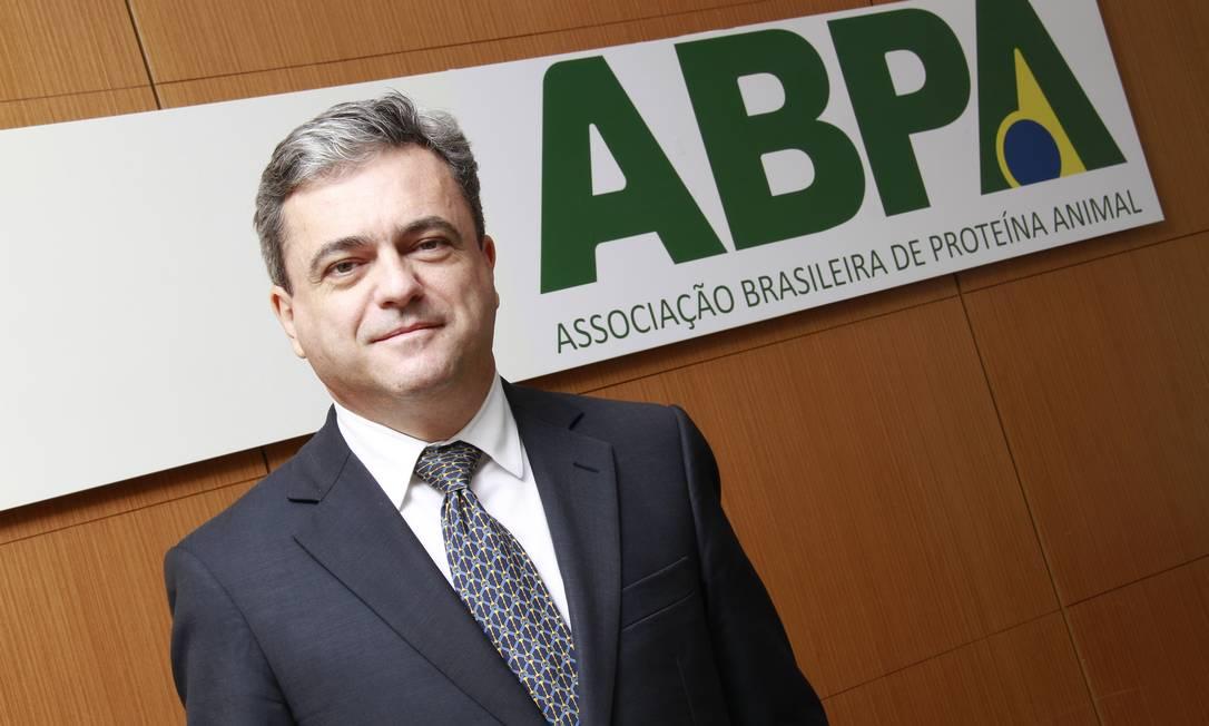 Para o presidente da ABPA, Ricardo Santin, país precisa dar transparência à legislação ambiental para não atrapalhar ratificação do acordo Mercosul -UE Foto: Divulgação