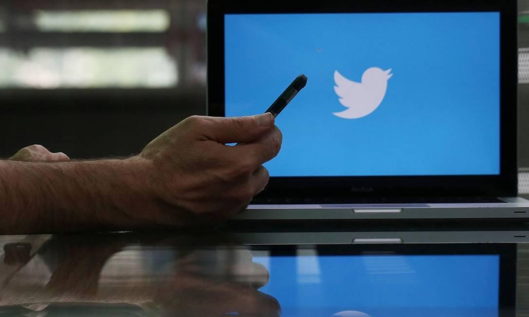 Twitter volta atrás em suas regras de segurança Foto: Chris Ratcliffe / Bloomberg
