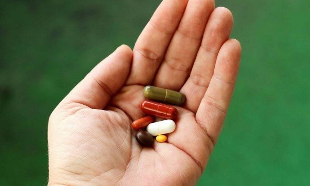 Funcionários tomavam pelo menos cinco remédios em cada reunião Foto: Pixabay