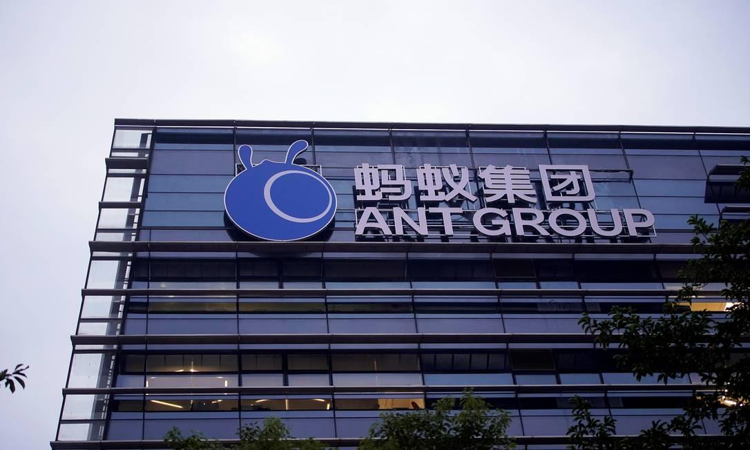 Braço financeiro do Alibaba terá valor de mercado de US$ 320 bi após IPO Foto: Aly Song / Reuters