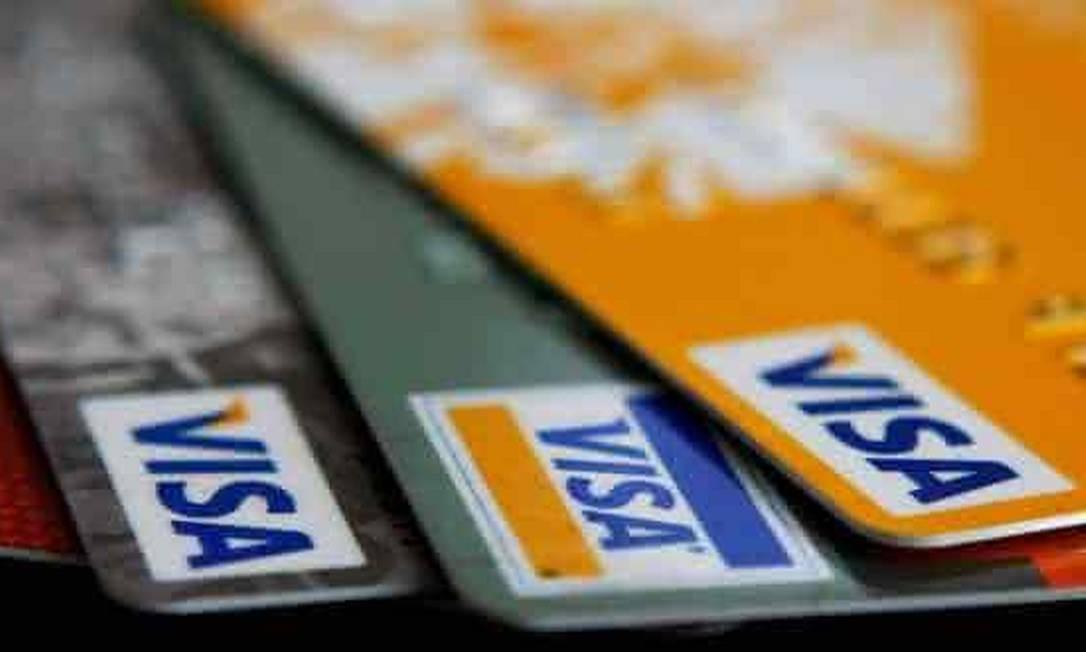 A Visa Inc., maior processadora de transações com cartões de crédito do mundo, entrou no mercado público em 2008 captando US$ 17,9 bi Foto: Reprodução
