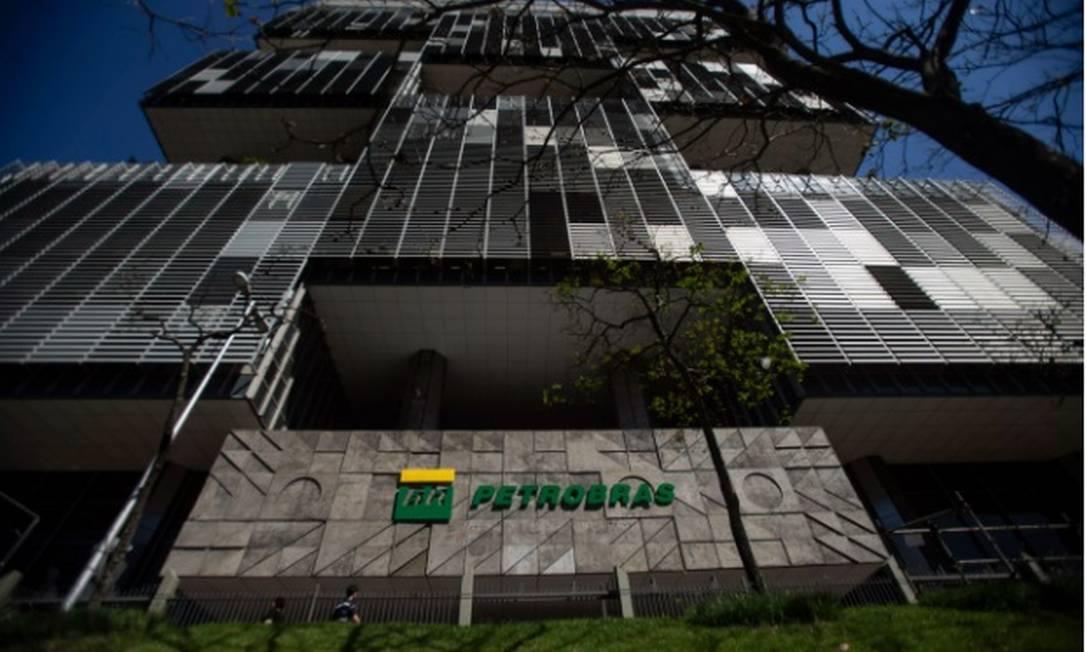 Petrobras: venda da participação na Gaspetro Foto: Arquivo/Agência O Globo