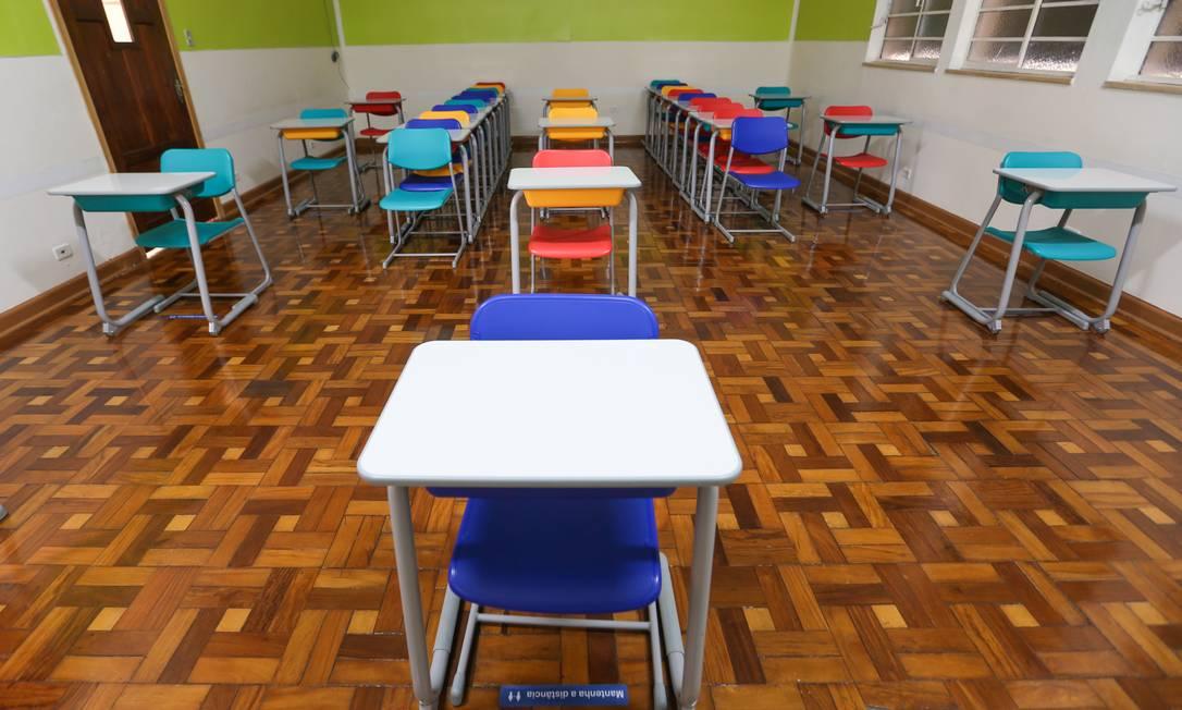 Brasil perde cinco posições no IDH por estagnação na educação Foto: Agência O Globo