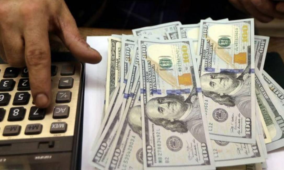 Objetivo do projeto é facilitar as transações com moeda estrangeira Foto: Reuters