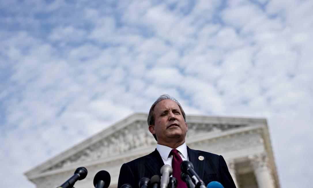 Ken Paxton Foto: Andrew Harrer / Bloomberg