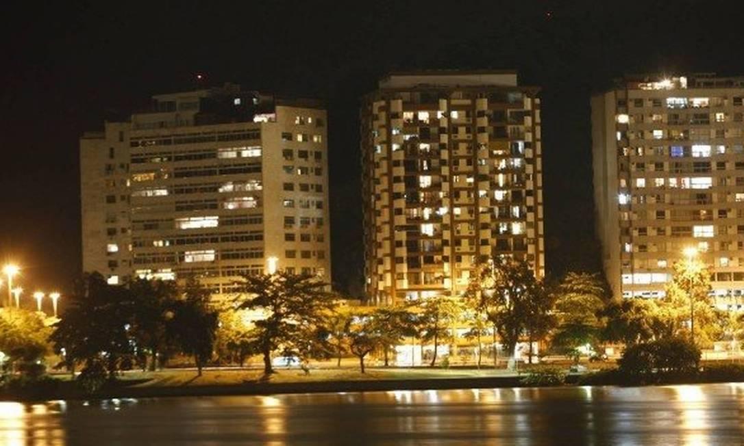 No Rio, a cobrança de ICMS aumenta de acordo com o consumo de energia Foto: Gustavo Stephan/Agência O globo