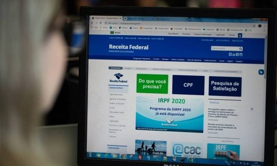 Imposto de Renda 2021: Restituição poderá ser feita em contas digitais Foto: Brenno Carvalho / Agência O Globo